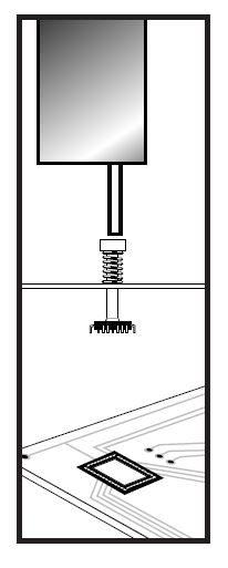 chip mounting diagram