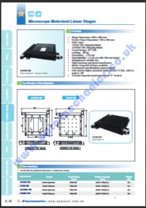 JT250-130 Microscope Stage PDF thumbnail